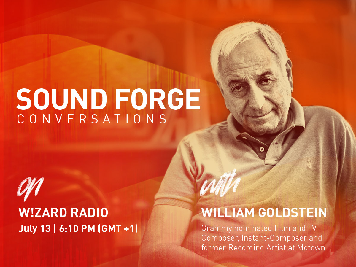 SOUND FORGE Conversations | William Goldstein